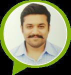 headshot of Vinit Joshi, Lead Programmer, , NCN Technology